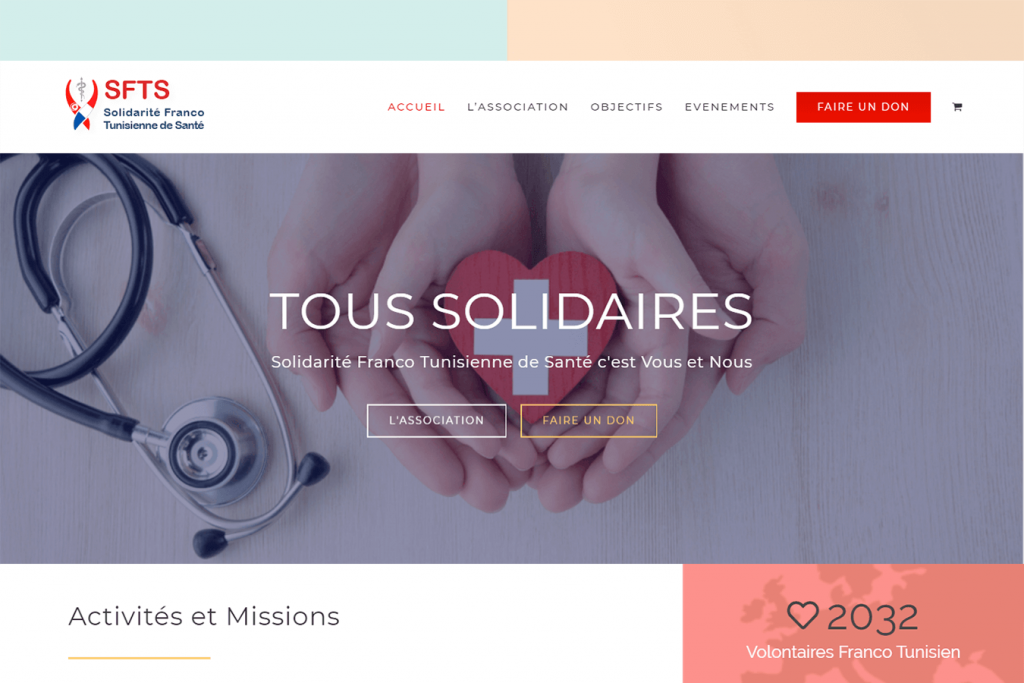 Site Association SFTS
