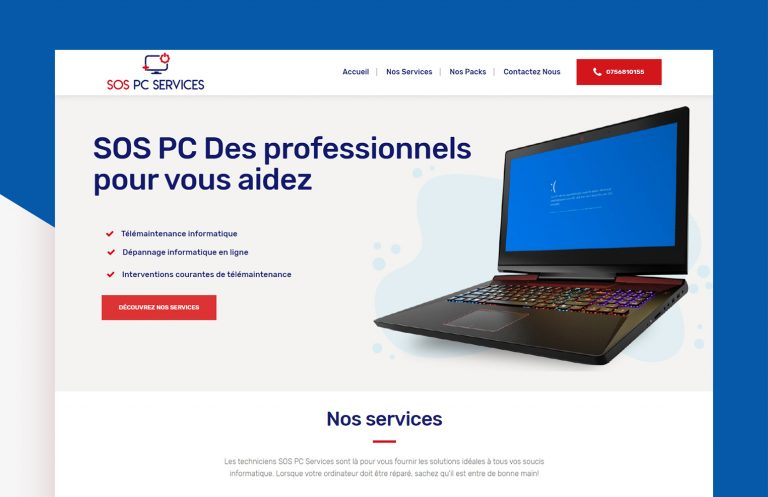 SOS PC Services